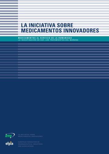 la iniciativa sobre medicamentos innovadores - Medicines for Mankind