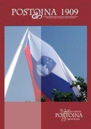Julij 2008, letnik 2, številka 3; ISSN 1855-2382 - Občina Postojna