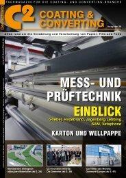 Mess- und Prüftechnik einblick - C2 Magazines