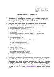 załącznik nr 1 - Polska Federacja Hodowców Bydła i Producentów ...