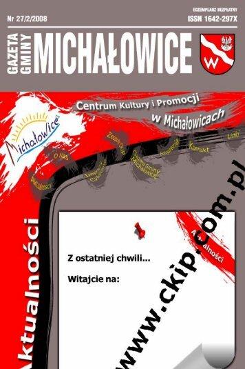 pobierz w formacie pdf - Gmina Michałowice