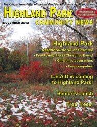 Highland Park - Calgary Communities and Community Associations