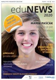 eduNEWS 2020 01 2012 - Datalan, a.s.