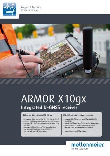 D-GNSS Integration (PDF) - Robust-pc.de