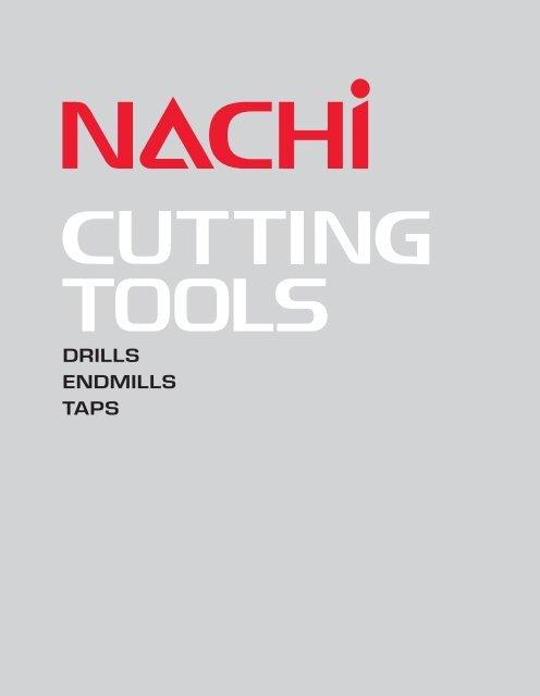 "Japan 2 Pcs Nachi 19//64/"" Jobber Length Drills TiN Coated HSS"