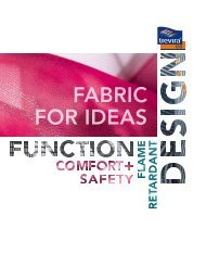 FABRIC FOR IDEAS - Trevira GmbH