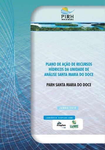 PARH Santa Maria do Doce - CBH Doce
