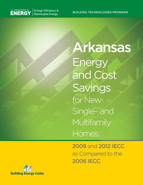Arkansas - Building Energy Codes