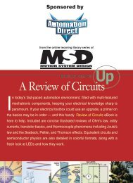 A Review of Circuits