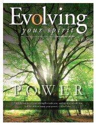 July 2010 - Evolving Your Spirit