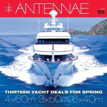 Antennae - Edition 55 - Edmiston