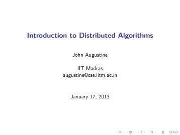 mit opencourseware distributed algorithms This syllabus section provides the course description and information on meeting times, prerequisites, texts, requirements, and grading.
