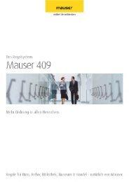 Produkt- und Imagebroschüre - architekten24.de