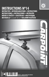 09.840.14 • MADE IN EUROPE FOR CARPOINT WWW ... - Winparts.nl