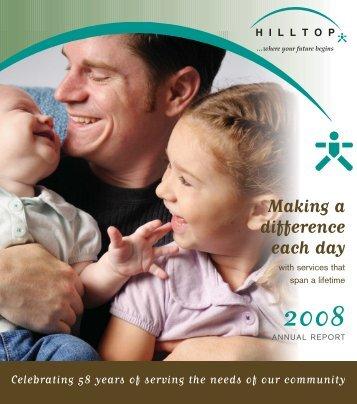 2008 Annual Report - Hilltop