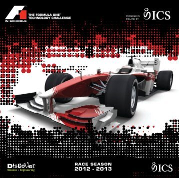 RACE SEASON 2012 - 2013 - F1 in Schools IRL