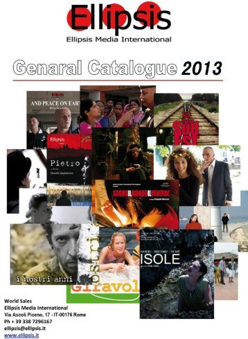 Ellipsis General Catalogue 2012
