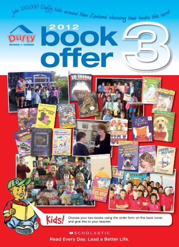 Book Offer Brochure - Duffy Books In Homes