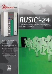 RUSIC®-24 - Ruhstrat GmbH