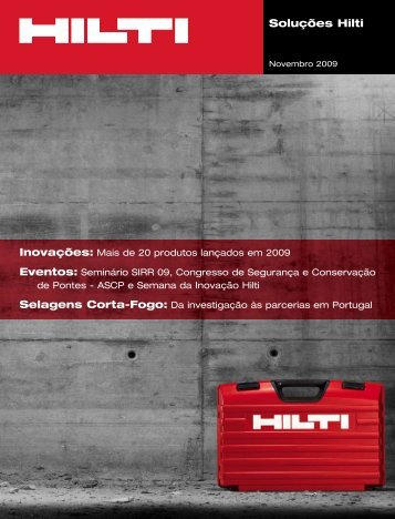 Download Revista SH_Nov_09 - Hilti