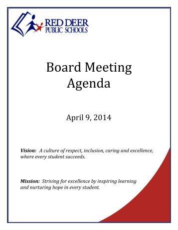 Agenda Public-14-04-09