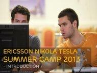 Summer Camp 2012 - FER