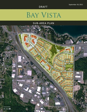 Bay Vista Subarea Plan Draft - September 2012 - City of Bremerton