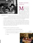 CCESS SCIENCE - Netter Center for Community Partnerships - Page 3