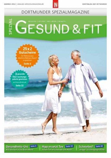 Gesundheits-Uni - IN-Spezialmagazine