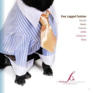Our Collection - Four Legged Fashion