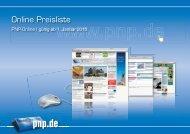 PNP-Online-Preisliste:Layout 1 - Passauer Neue Presse