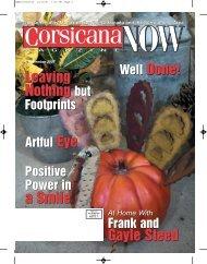 Corsicana Now - Now Magazines