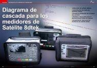 • Detección de señales débiles • Identificación de todos los satélites ...