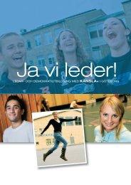 ledar- och demokratiutbildning med känsla+ i göteborg