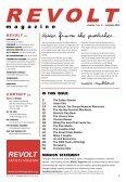 Volume 1, Issue No. 2 - Revolt Magazine - Page 2
