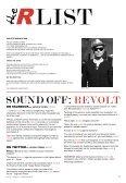 Volume 1, Issue No. 2 - Revolt Magazine - Page 4