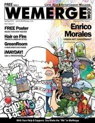 Enrico Morales - WeMerge Magazine