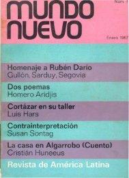 Recopilación y notas de Emir Rodríguez Monegal - Publicaciones ...