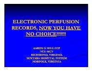 ELECTRONIC PERFUSION ELECTRONIC ... - Perfusion.com