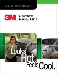 3M FX HP Automotive Window Films