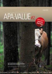APA-Value Ausgabe 2/2012