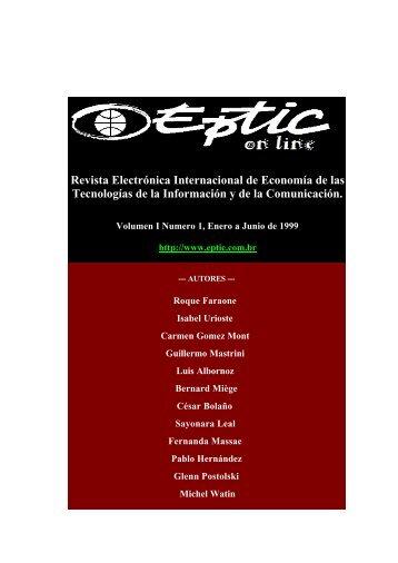 Revista I-1. - Eptic