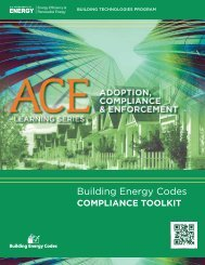 Compliance - Building Energy Codes