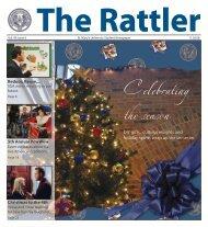 The Rattler November 26, 2008 v. 96 #6 - St. Mary's University