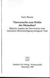 und Einleitung (345 KB) - Herbert Utz Verlag GmbH