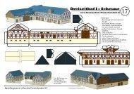 B17: Dreiseithof I – Scheune - Grundschule Pretzschendorf