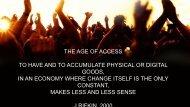 The Age of Access - Nordische Botschaften | Berlin