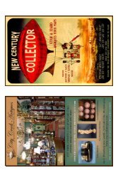 Treasures Antique Mall - new century collector