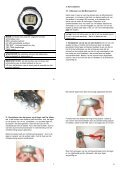 Inline Skate Speedometer BLADE ... - MICROSPORT - Page 2