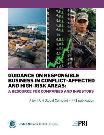 Guidance on Responsible business in conflict-affected and HiGH ...